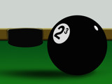 Einstein's 8 Ball by Jhihmoac, Illustrations->Digital gallery