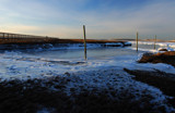 icy day at gray's beach by solita17, Photography->Shorelines gallery