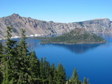 Crater Lake by KingIan, Photography->Shorelines gallery