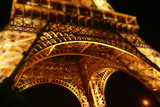 Eiffel Tower at Night by charlescurtis, Photography->Architecture gallery
