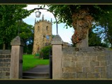 Church of Saint Lawrence, Eyam by fogz, Photography->Places of worship gallery
