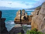 Punakaiki Coast by LynEve, photography->shorelines gallery
