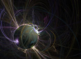 Planet of Chaos by FlimBB, Abstract->Fractal gallery