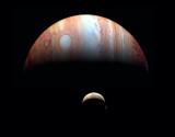 Jupiter & Io by philcUK, space gallery