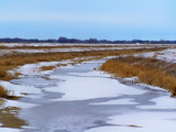 Icy River Bend by kidder, Photography->Landscape gallery