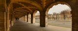 Covered Street - Place des Vosges - Paris by Heroictitof, photography->city gallery