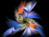 Forever a Memory by jswgpb, Abstract->Fractal gallery