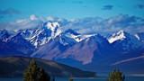 Tekapo Blue Hour by slushie, photography->mountains gallery