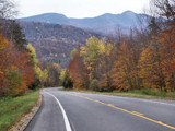 Fall Highway Hues by muggsy, Photography->Landscape gallery
