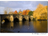 the old bridge at Bakewell................ by fogz, Photography->Bridges gallery