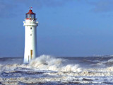 Wild Seas... by braces, Photography->Lighthouses gallery