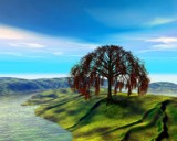 Over The Ridge by reddawg151, Computer->Landscape gallery