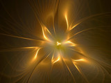The Golden Flower by jswgpb, Abstract->Fractal gallery