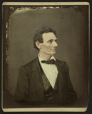 Abraham Lincoln, presidential candidate by rvdb, photography->manipulation gallery