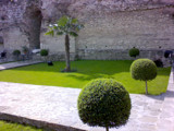 Fortress in Green by koca, photography->castles/ruins gallery