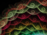 Wavy Curls by Joanie, Abstract->Fractal gallery