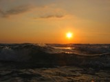 Waves, Sun, Cold Beer....aaah :) by Gothic, photography->sunset/rise gallery