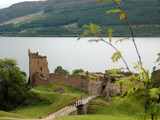 Castle Urquhart, Loch Ness, Remake by s0050463, photography->castles/ruins gallery