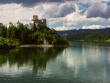 Dunajec castle by ekowalska, Photography->Castles/ruins gallery