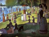 A Sunday on La Grande Jatte by SamGerdt, Illustrations->Traditional gallery
