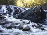 Upper Englishman Falls by mayne, Photography->Waterfalls gallery