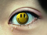 Sad-Happy Face by pixelpusher, abstract->Surrealism gallery