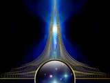Bridge to Eternity by nmsmith, Abstract->Fractal gallery
