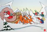 HoHo Holdup by SFDesigns, Illustrations->Traditional gallery