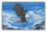 Eagle by Victor by rotcivski, illustrations->traditional gallery