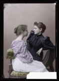 Helen Keller and Anne Sullivan by rvdb, photography->manipulation gallery
