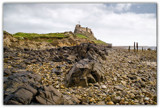 Lindisfarne by slybri, Photography->Castles/Ruins gallery