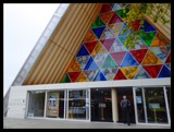 Christchurch Revisited - The Cardboard Cathedral #2 by LynEve, photography->architecture gallery