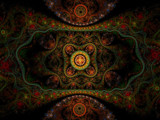 Windows of Fall by jswgpb, Abstract->Fractal gallery