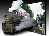 Alston Steam Train. by shedhead, photography->manipulation gallery