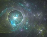 Celestial Entanglement by TokenArt, Abstract->Fractal gallery