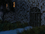 Medieval Nocturne by Akeraios, computer->landscape gallery