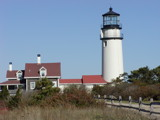 Highland Lighthouse, Cape Cod by Pistos, Photography->Lighthouses gallery