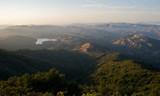 Sunset on Mt. Tamalpais by whttiger25, Photography->Landscape gallery