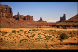 a monument valley view x by jeenie11, Photography->Landscape gallery