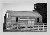 Barn by LynEve, contests->b/w challenge gallery