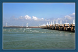 Zeeland Coast (16), Eastern Scheldt Storm Surge Barrier by corngrowth, Photography->Shorelines gallery