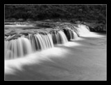 White Noise B&W by dmk, Photography->Waterfalls gallery