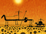 Don Quijote by vladstudio, Illustrations->Digital gallery