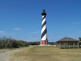 Cape Hatteras Lighthouse 2 by geolgynut, Photography->Lighthouses gallery