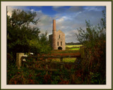 CORNISH ENGINE HOUSE by LANJOCKEY, Photography->Castles/Ruins gallery
