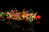 chihuly's boat by jeenie11, Photography->Sculpture gallery