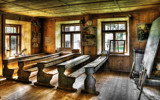 Farmer's HDR [19] - School by boremachine, Photography->Manipulation gallery