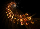 Diamond Tail by Jimbobedsel, Abstract->Fractal gallery