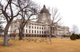 South Dakota Capitol Residents by Nikoneer, photography->architecture gallery