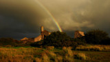 AN EVENING RAINBOW by LANJOCKEY, photography->landscape gallery